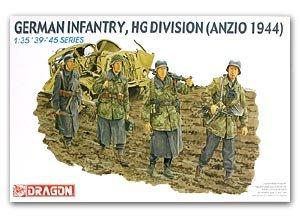 Infantry, Hg Division, Anzio 1944  (Vista 1)