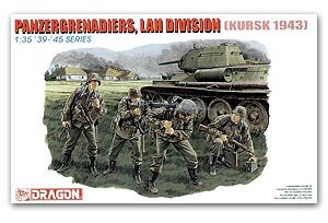 Panzergrenadiers, Lah Division, Kursk 19  (Vista 1)