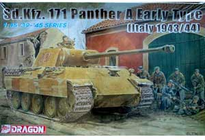 Panther Ausf.A Early Type - Ref.: DRAG-6160
