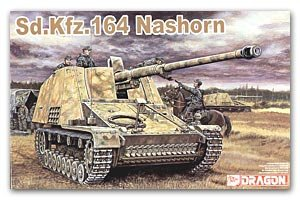 SD.Kfz. 164 Nashorn, Eastern Front