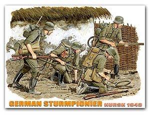 German Strumpionier Kursk 1943  (Vista 1)