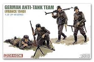 Antitanques Alemanes Francia 1940  (Vista 1)
