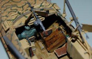 Flammpanzerwagen  Sd. Kfz. 251/16  Ausf.  (Vista 2)
