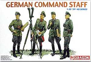 Grupo de mando Alemán  (Vista 1)