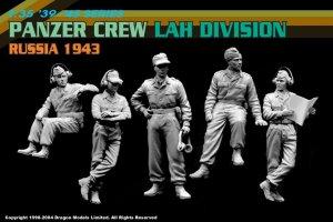 Carristas alemanes División LAH  (Vista 2)
