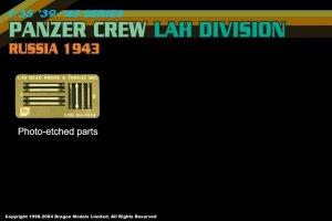 Carristas alemanes División LAH  (Vista 6)