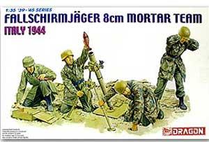 Dotacion de paracaidistas alemanes  (Vista 1)