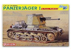 PanzerJager I 4.7cm Pat(t) - Ref.: DRAG-6230