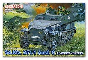 Sd.Kfz251/1 Ausf. C  (Vista 1)