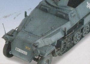 Sd.Kfz251/1 Ausf. C  (Vista 2)