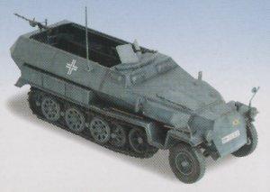 Sd.Kfz251/1 Ausf. C  (Vista 3)