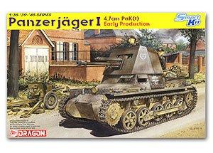 Panzerjager I 4.7cm PaK (t)   (Vista 1)