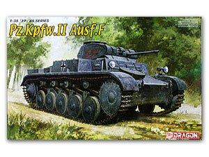 Pz.Kpfw.II Panzer II Ausf.F - Ref.: DRAG-6263