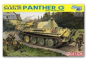 Panther G final  Sd.Kfz.171 - Ref.: DRAG-6268