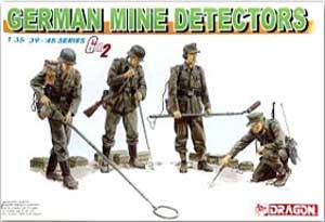 Equipo Aleman detector de Minas  (Vista 1)