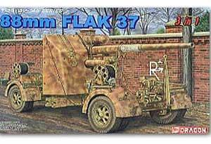 Flak 37 8,8 cm. - Ref.: DRAG-6287