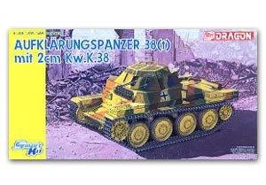 Aufklarungspanzer 38(t) mit 2cm Kw.K.38 - Ref.: DRAG-6294