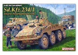 Sd. Kfz. 234/1 - Ref.: DRAG-6298