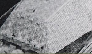 Kingtiger Porsche Turret w/Zimmerit  (Vista 4)