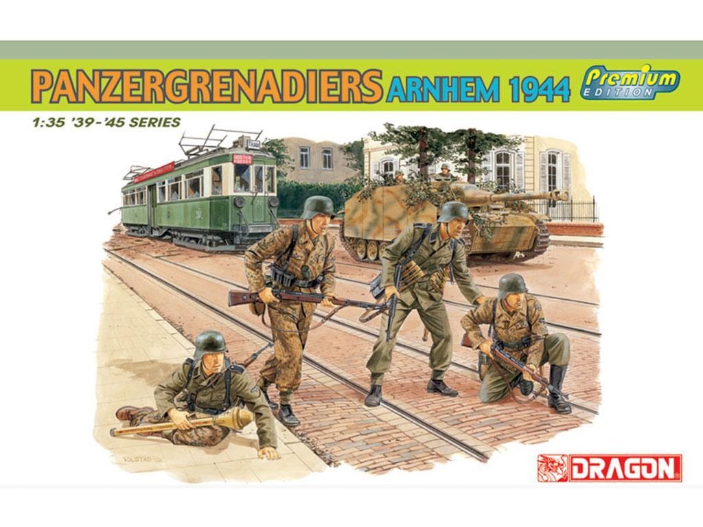 Panzergrenadiers Arnhem 1944  (Vista 1)