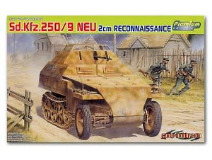 Sd.Kfz.250/9 NEU 2cm Reconnaissance - Ref.: DRAG-6316