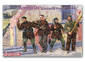 Ambush Frente del Este 1944  (Vista 1)