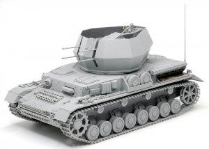 Flakpanzer IV Ausf.G Wirbelwind Early Pr  (Vista 3)