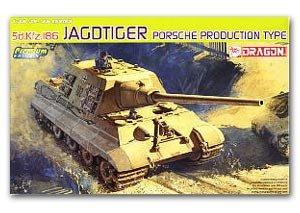 Jagdtiger Porsche Version - Ref.: DRAG-6351