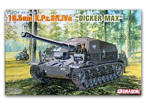 Autopropulsado alemán 10,5 cm. - Ref.: DRAG-6357