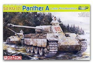 Panther A Produccion Final - Ref.: DRAG-6358