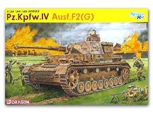Panzer IV Ausf.F2(G)  - Ref.: DRAG-6360