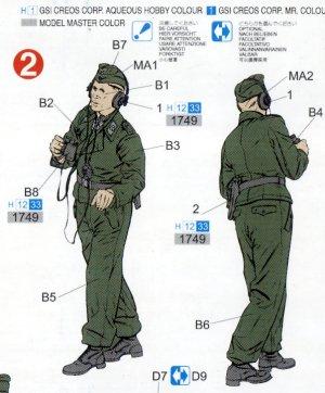 Dotación autopropulsado Marder III H  (Vista 3)