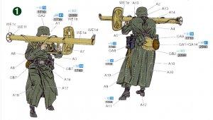 Equipo anticarro Alemán con Panzerschrec  (Vista 3)