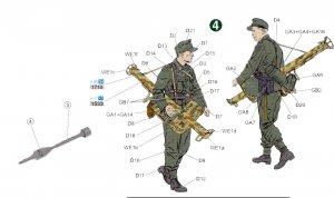 Equipo anticarro Alemán con Panzerschrec  (Vista 6)