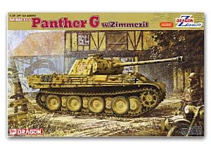 Panther G with Zimmerit - Ref.: DRAG-6384