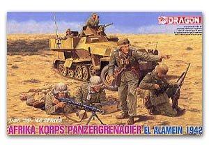 German Afrika Korps Infantry, El Alamein  (Vista 1)