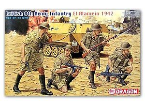 Infanteria Britanica 8º Cuerpo de Ejerci  (Vista 1)