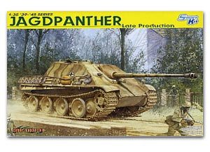 Jagdpanther G1 Late Production - Ref.: DRAG-6393