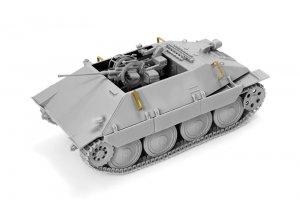 Bergepanzer 38(t) HETZER mit 2cm FlaK 38  (Vista 2)