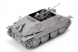 Bergepanzer 38(t) HETZER mit 2cm FlaK 38  (Vista 3)
