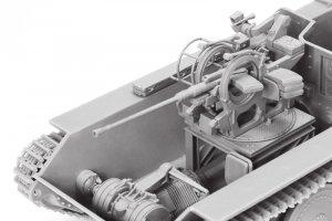 Bergepanzer 38(t) HETZER mit 2cm FlaK 38  (Vista 5)