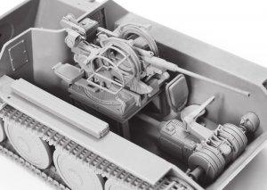 Bergepanzer 38(t) HETZER mit 2cm FlaK 38  (Vista 6)