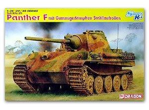 Panther F mit Gummigedampften Stahllaufr - Ref.: DRAG-6403