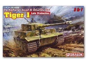Tiger I Version Final - Ref.: DRAG-6406