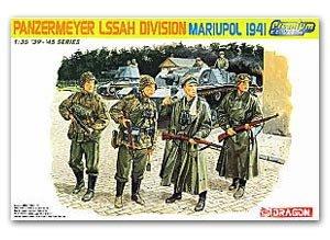 Panzermeyer Lssah Division Mariupol 1941  (Vista 1)