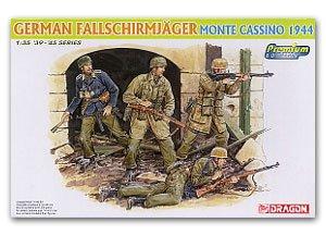 Paracaidistas alemanes, Monte Casino 194  (Vista 1)