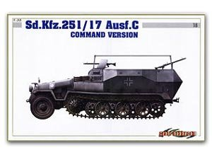 Sd.Kfz.251/17 Ausf.C Command Version