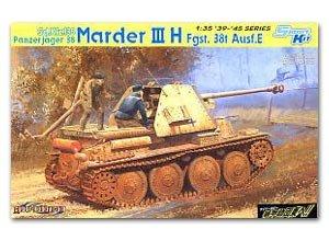 Marder III H Fgst. 38t Ausf.E    (Vista 1)