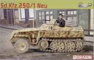 Sd.Kfz.250/1 NEU Armored Personnel Carri  (Vista 1)