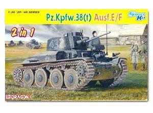 Pz.Kpfw.38(t) Ausf.E/F   (Vista 1)